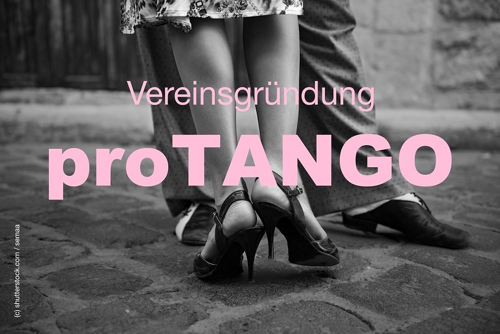 proTANGO - bundesweite Interessenvertretung für Tango Argentino Professionals