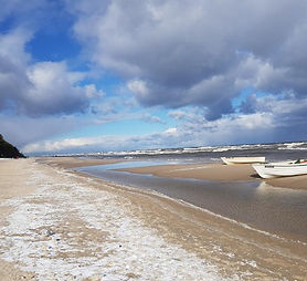 Winter Tangoreise nach Bansin / Ostsee