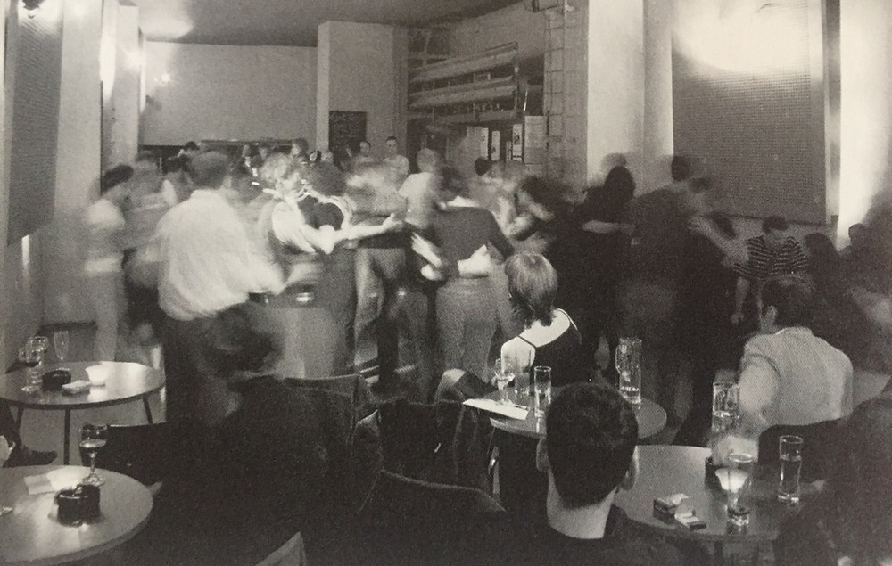 Musiktipps aus der Redaktion: Tangobar im Jazzklub b-flat, Berlin