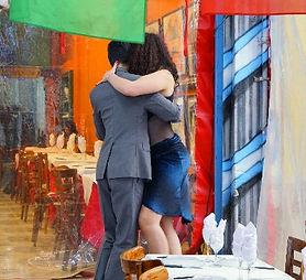 Spendenaufrufe für den Tango in Deutschland, Österreich & Buenos Aires