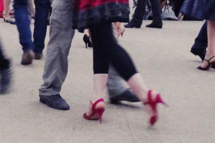Kolumne Tango wie beim ersten Mal von Lea Martin