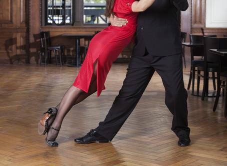 Das passende Outfit für das Tango Tanzen