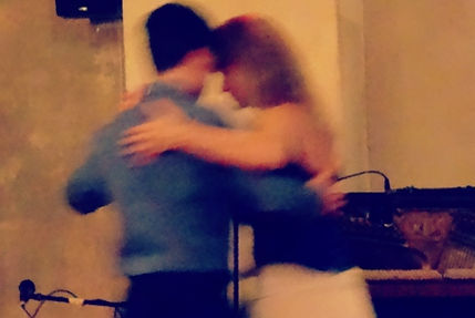 Tangokolumne: Rollentausch