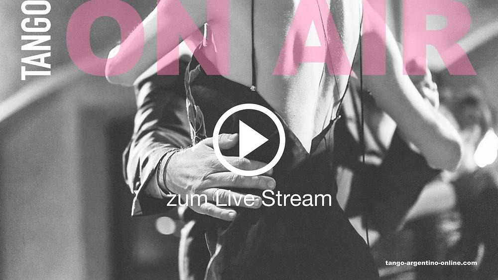 TANGO ON AIR, Das Kultur-Live-Magazin als Tango-Frühstücksfernsehen