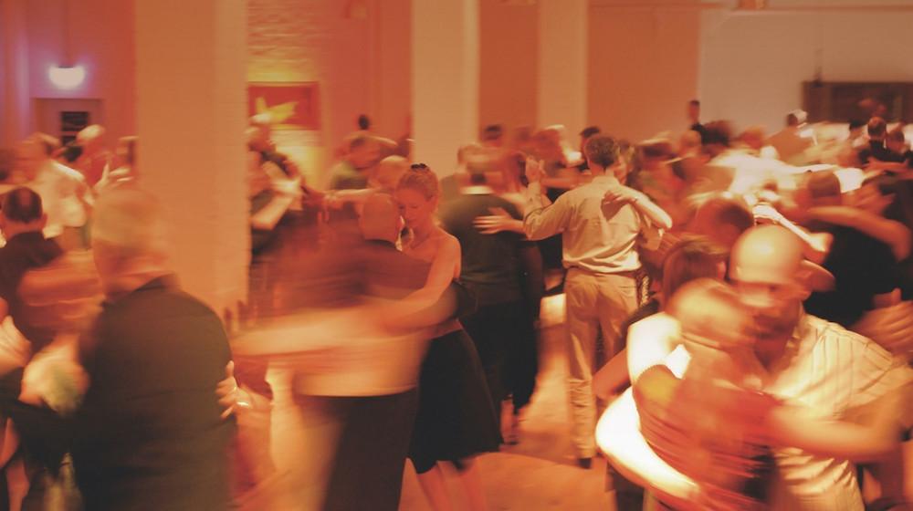 Das Tangostudio el abrazo in Hamburg