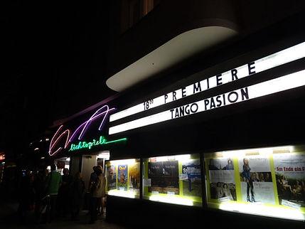 Filmpremiere von Tango Pasion in Berlin