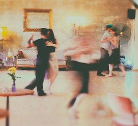 Praktilonga im Nou Tango Berlin