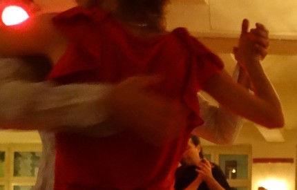 Tango-Kolumne Don't touch