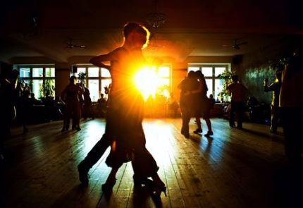 Jeden Freitag Milonga im Nou Tango Berlin
