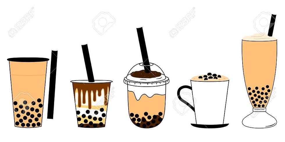 142580128-doodle-bubble-tea-pearl-milk-t