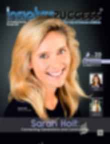 Sarah Hoit Insights Magazine Cover