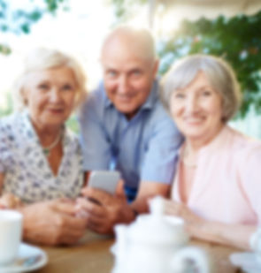 seniors group with phone.jpg