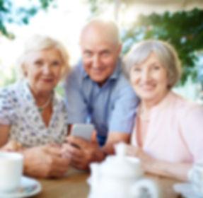 seniors group with phone.jpg