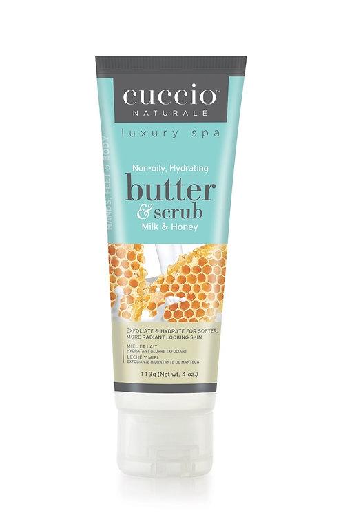 Milk & Honey Butter Scrub