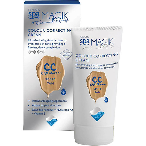 CC Cream SPF15 - Sea Magik Diamond Range