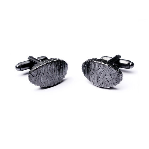 Duotex cuff links