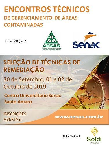 BANNER SELEÇÃO DE TÉCNICAS DE REMEDIAÇÃO