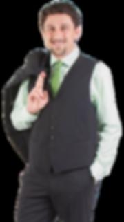 KLESYS-Geschäftsführer Oliver Tagisade