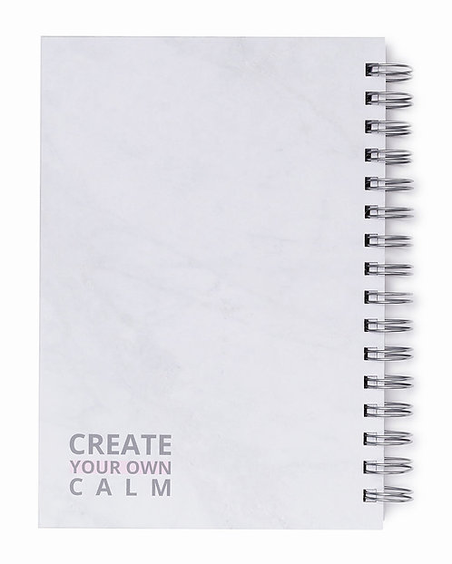 MARBLE NOTEBOOK