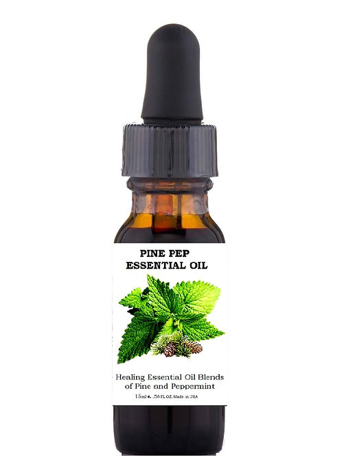 PINE PEP ESSENTIAL OILS