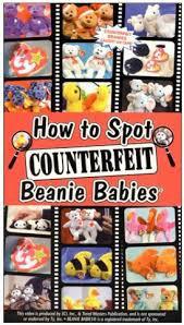 VHS Fun- Counterfeit Beanie Babies