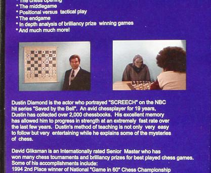 VHS FUN- Dustin Diamond Teaches Chess