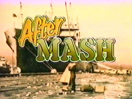 Spin Off Shows- After Mash