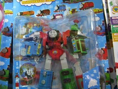 Transformable Tomas
