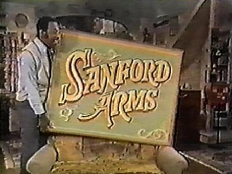 Spin Off Shows- Sanford Arms