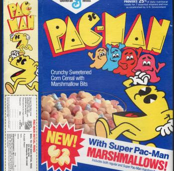 Cereal Box Art