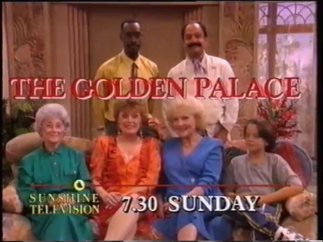 Spin Off Shows- The Golden Palace