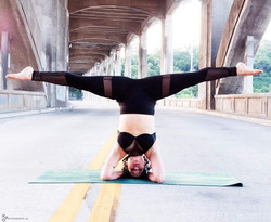 Sometimes life likes to make us feel like everything is upside down- so what do u do_!_ Learn to be
