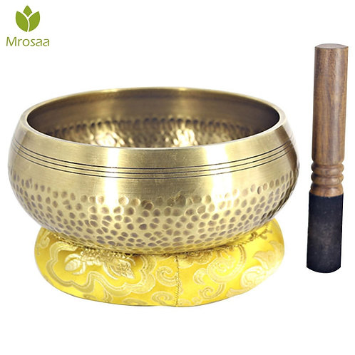 Brass Chime Bronze  Sound Bowl
