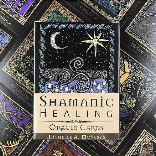 Tarot Cards  Shamanic Healing Oracle Cards