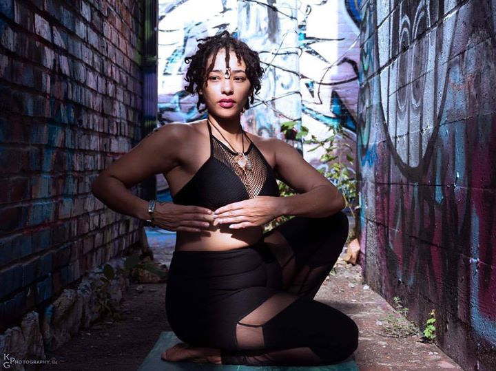 #sneakPeek #MorningPhotoshoot #KemeticYoga #YogaEverywhere #YogiLife #BlackPeopleDoYoga #BlackYogis