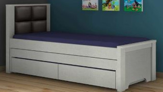 Кроватка детская модель 367