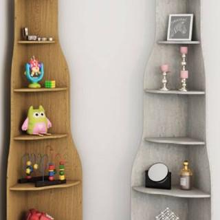 детский угловой шкафчик для игрушек 452