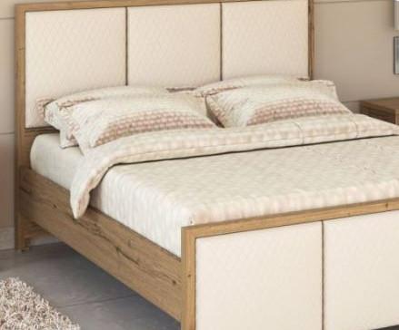 Двухспальная кровать модель Сюзанна