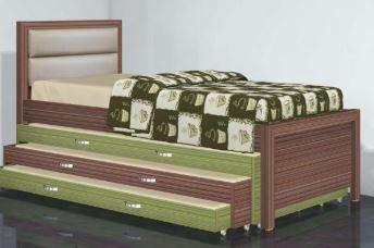 Детские кровати модель 371