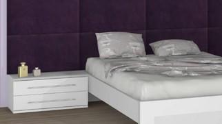 Двухспальные раздельные кровати