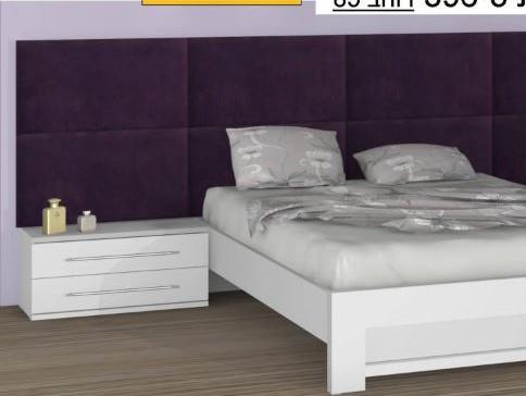 Двуспальные кровати модель 396