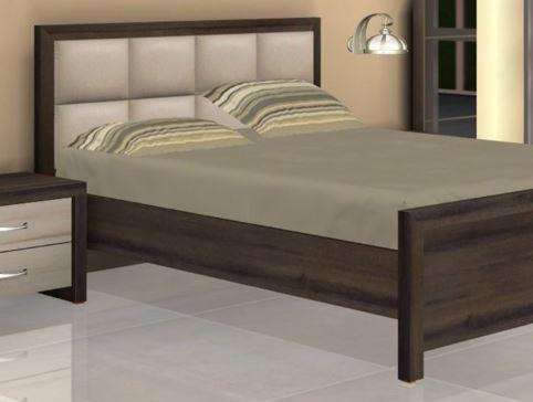 Кровать двуспальная модель Милано