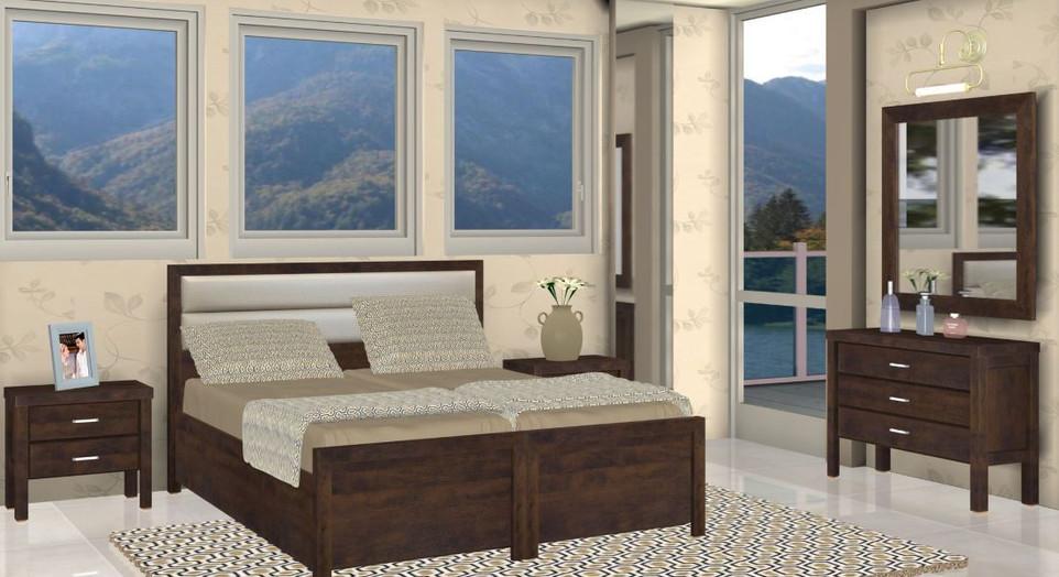 Раздельная кровать модель Хавацелет
