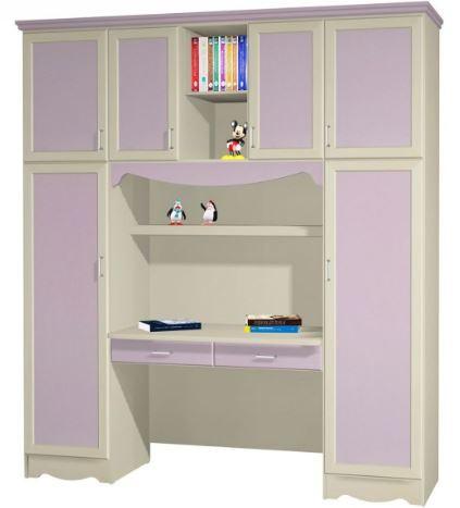 Детские шкафы модель 633
