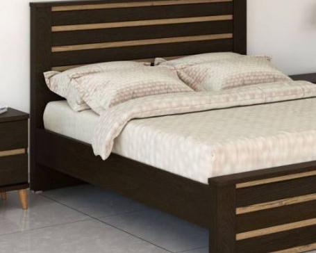 Кровать двуспальная модель Нешер