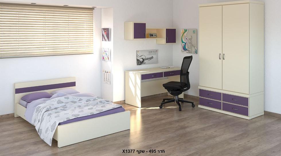 комната детская модель 495