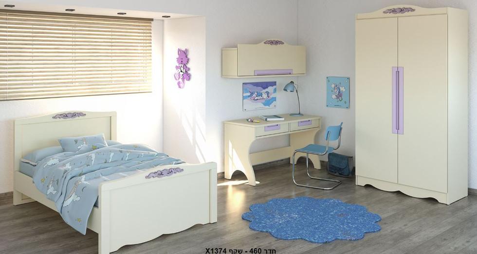 детская мебель модель 460.J
