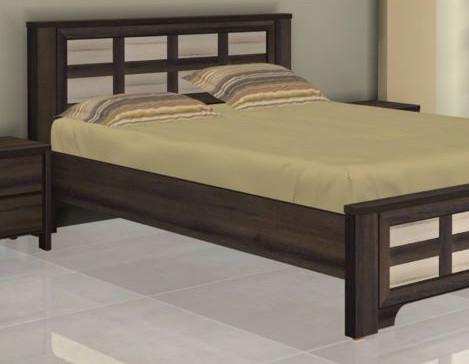 Кровать двуспальная модель Михаль