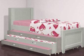 Детская кровать 366