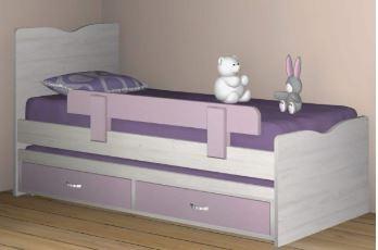 Детская кровать модель 278